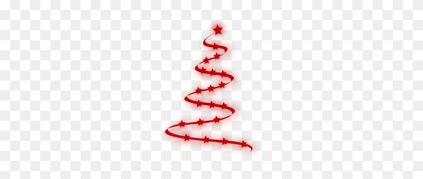 Bordo Christmas Tree Clip Art - Simple Christmas Clipart