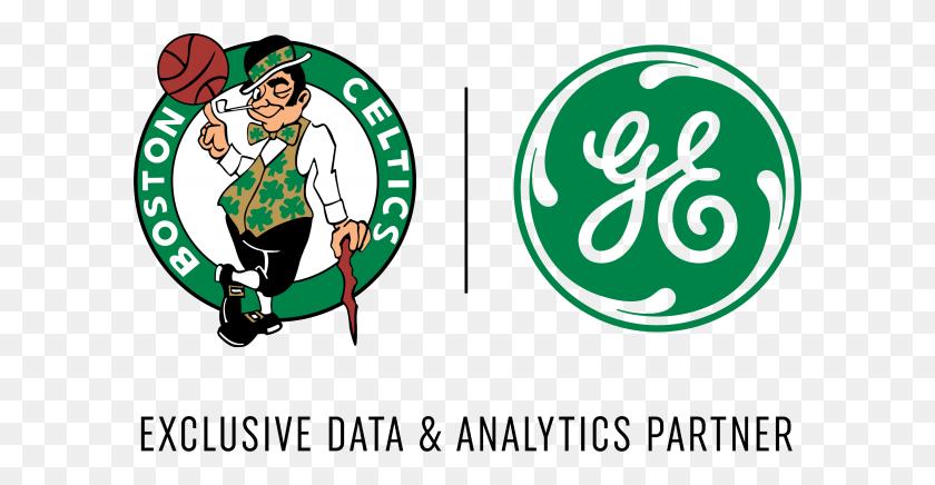 Boston Celtics, Ge Partner On Data, Innovation, Technology To Help - Celtics Logo PNG