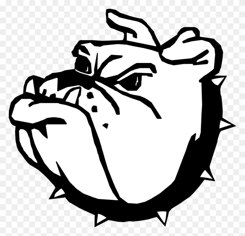 Bostrom Bulldogs - Bulldog Mascot Clipart