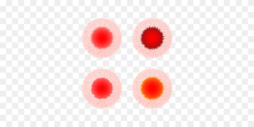 Botones Planos Png, Vectores, E Clipart Para Descarga - Circulo Rojo PNG