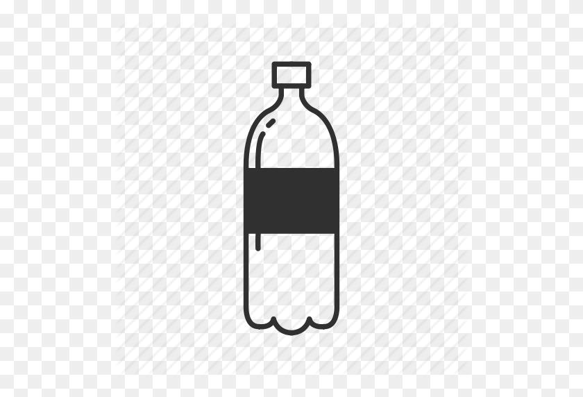 Bottle, Coke, Coke Bottke, Pepsi, Plastic Bottle, Pop Bottle, Soda - Coke Bottle Clipart