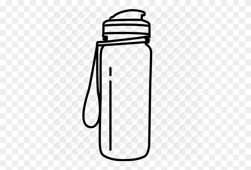 Bottle, Drink, Gym Bottle, Mineral Water, Sports Bottle, Water - Water Bottle Clipart