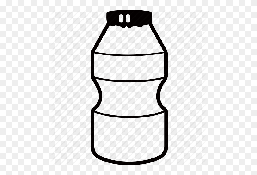 Bottle, Drink, Healthy, Probiotic, Yakult, Yogurt Icon - Yogurt Clipart