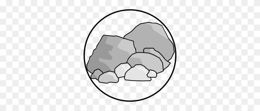 Boulder Clipart Pebbles - Igneous Rock Clipart