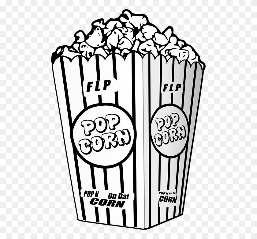 Boulder Clipart Popcorn - Labor Day Black And White Clipart