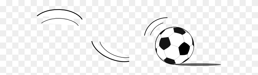 Bouncing Soccer Ball Clip Art Free Vector - Soccer Ball Clip Art
