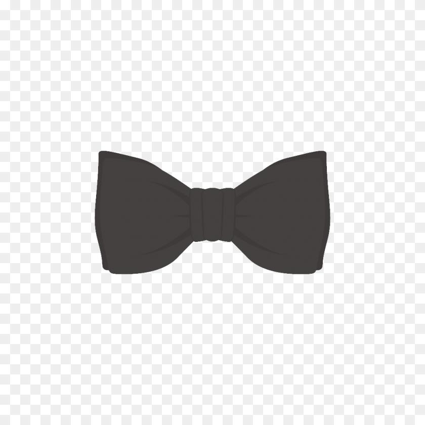 Bow Tie Download Clip Art - Black Tie PNG