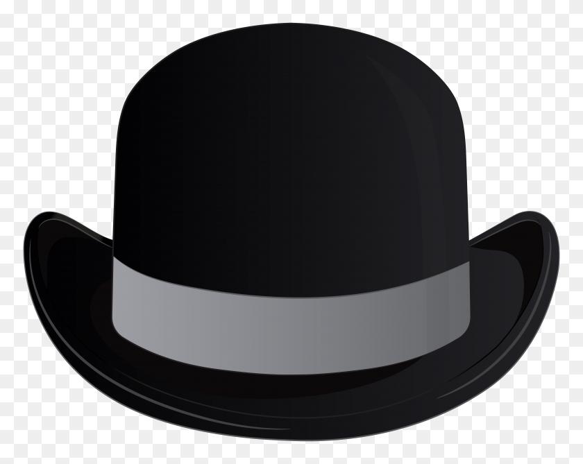 Bowler Hat Transparent Clip Art Png - White Hat PNG