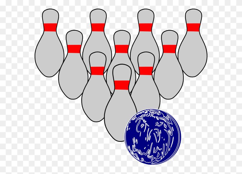 Bowling Duckpins Clip Art - Bowling Clipart PNG