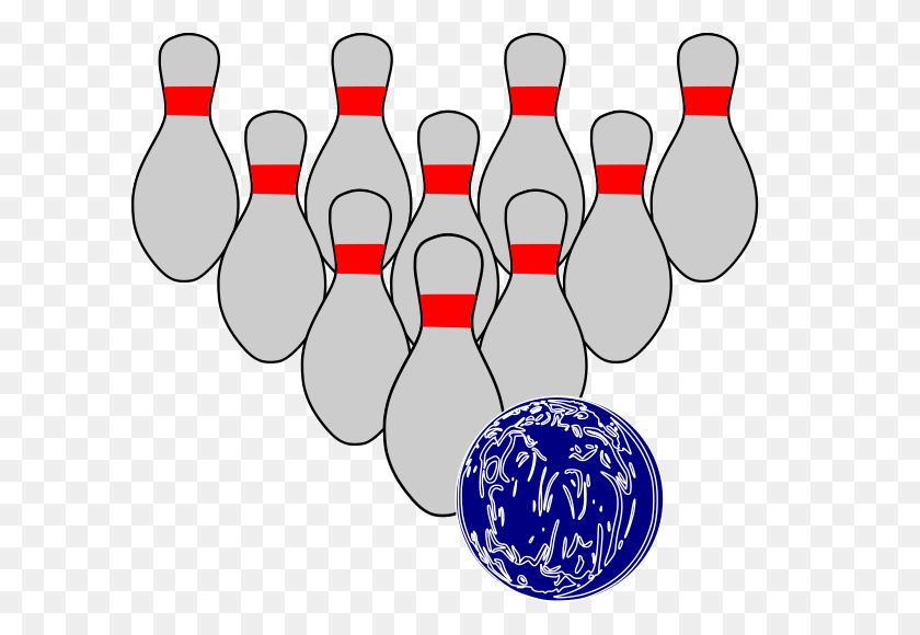 Bowling Duckpins Png Clip Arts For Web - Bowling Ball And Pins Clip Art