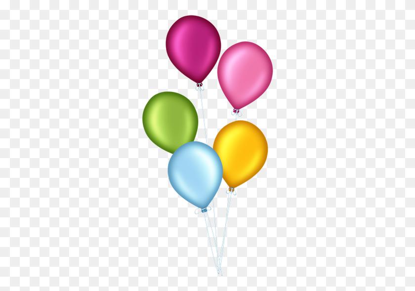 Bows Ribbons Balloons Balloons - Purple Balloon Clipart