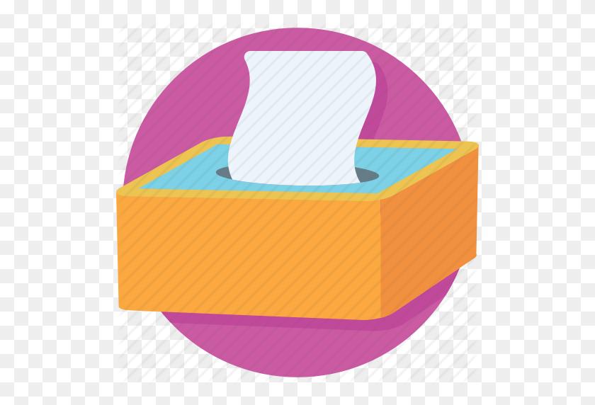 Box, Napkin, Tissue, Tissue Box Icon - Tissue Box PNG