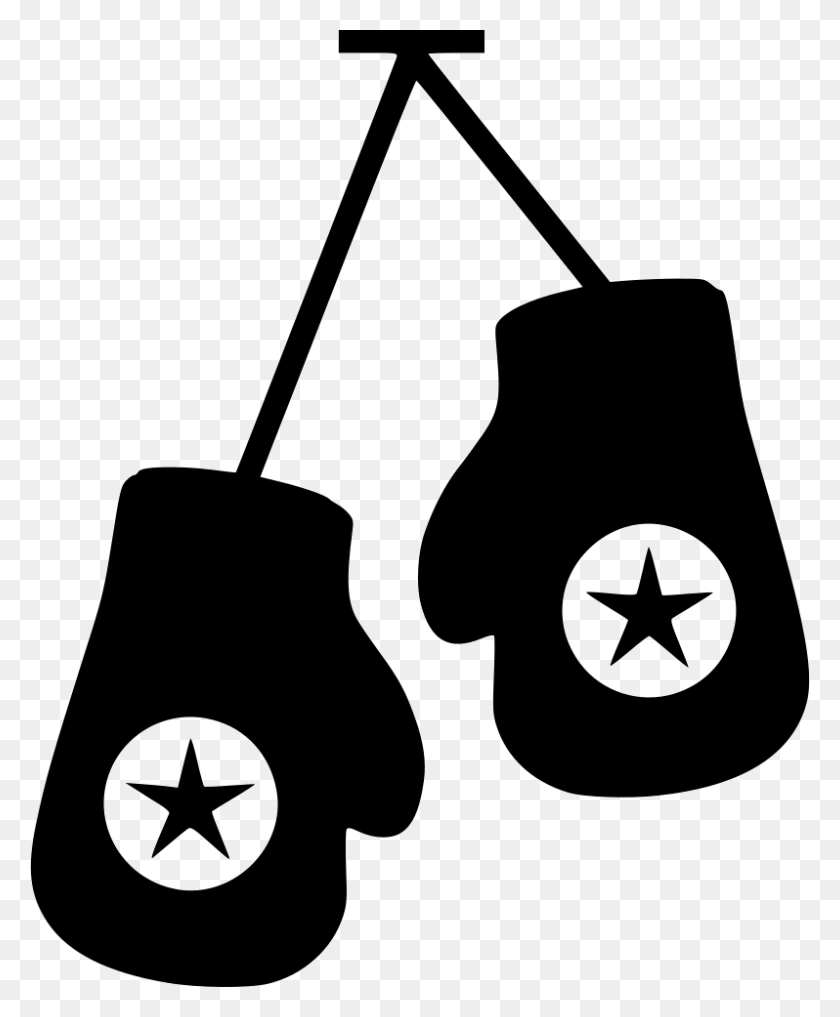 Boxing Game Sport Gloves Fight Punch Accessory Png Icon Free - Fight PNG