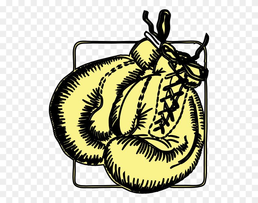 Boxing Gloves Clip Art - Rattlesnake Clipart