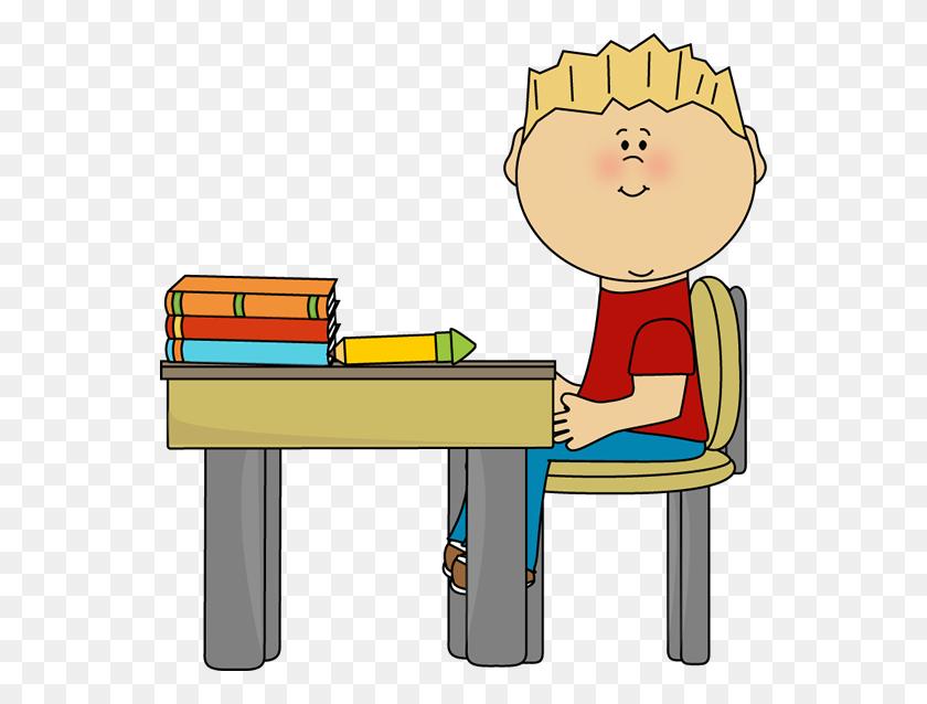 Boy At Desk Png Transparent Boy At Desk Images - School Desk PNG