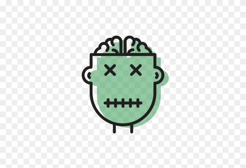 Boy, Brain, Dead, Halloween, Holliday, Sweet, Zombie Icon - Zombie Brains Clipart