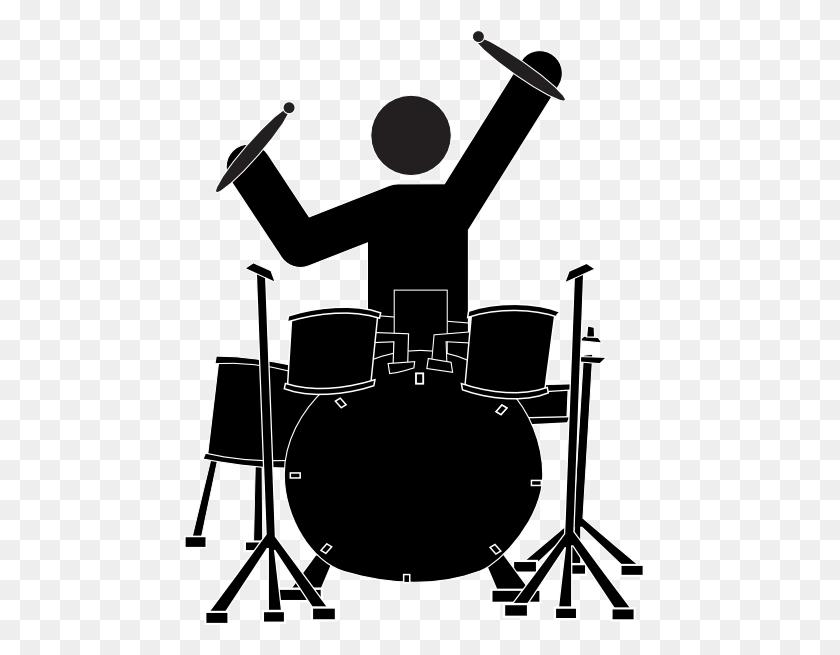 El baterista Gratis PNG y Vector   Music silhouette, Silhouette, Musical art