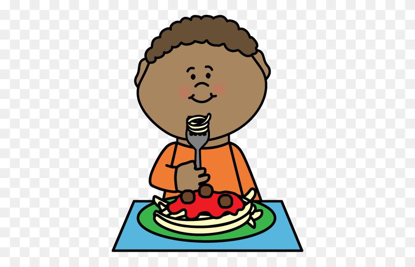 Boy Eating Spaghetti Clip Art Boy Eating Spaghetti Image Clipart - Its A Boy Clipart Free