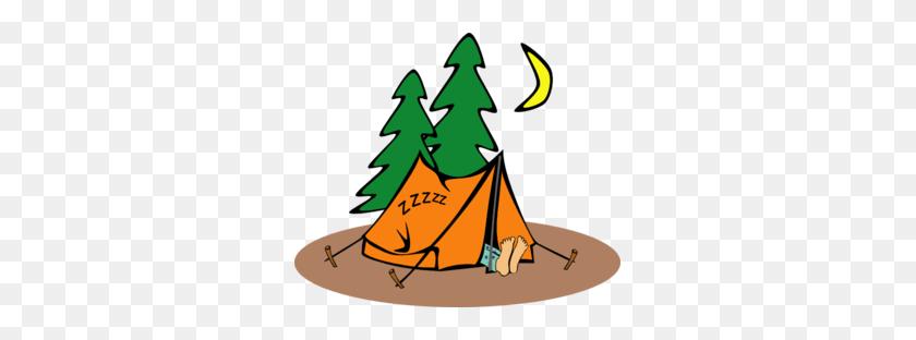 Boy Scout Campsite Clipart - Boy Scout Clip Art