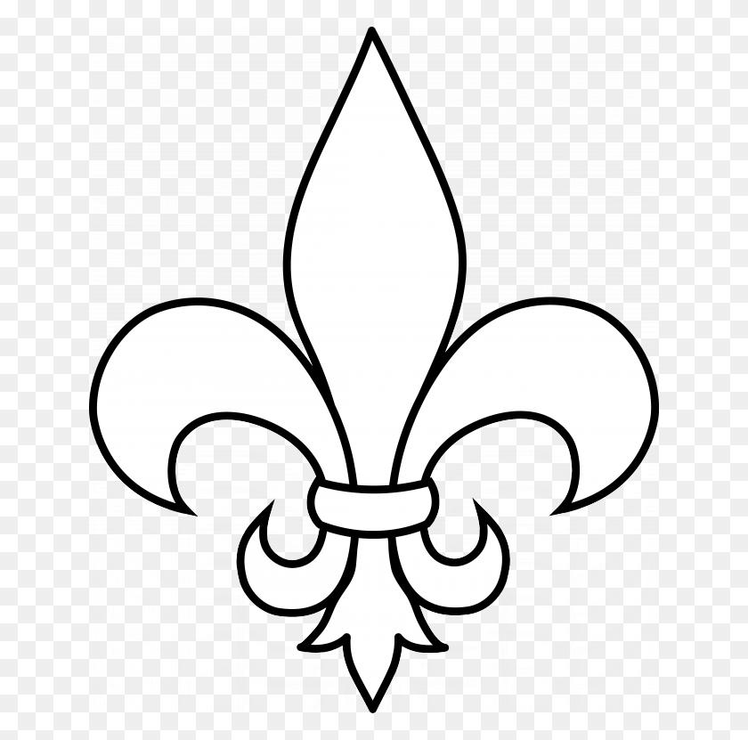 640x771 Boy Scout Fleur De Lis Clipart - Boy Scout Clip Art Free