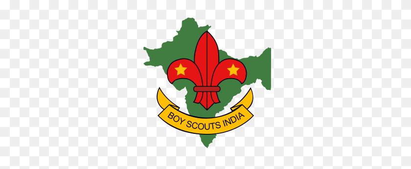 269x286 Boy Scouts Association In India - Boy Scout Clip Art Free