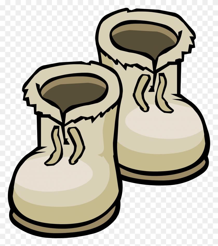 Boy Snow Boots Clip Art - Snow Boots Clipart