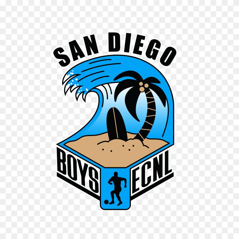 Boys Ecnl San Diego Boys Ecnl - San Diego Clip Art