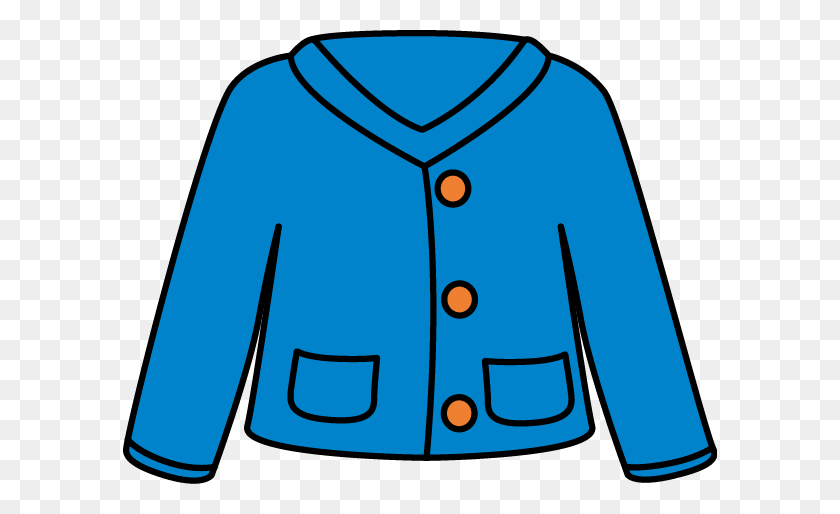 Boys Winter Coat Clip Art - Winter Coat Clip Art