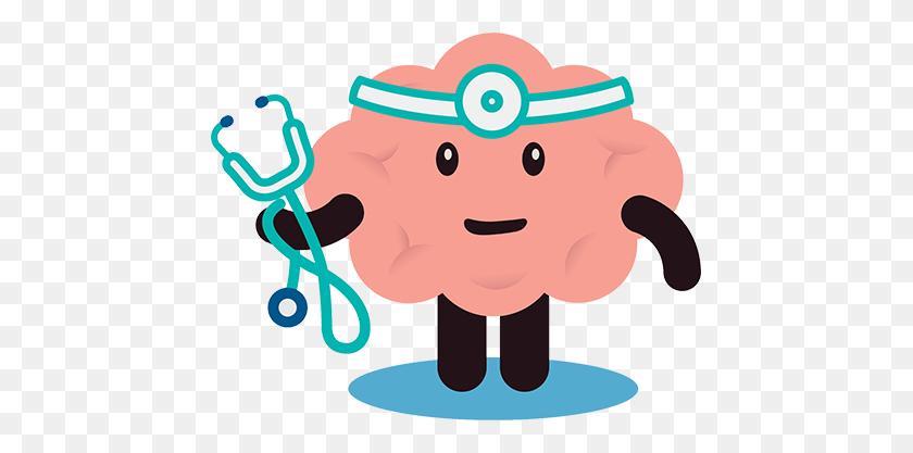 Brains Clipart Mental Health - Mental Illness Clipart