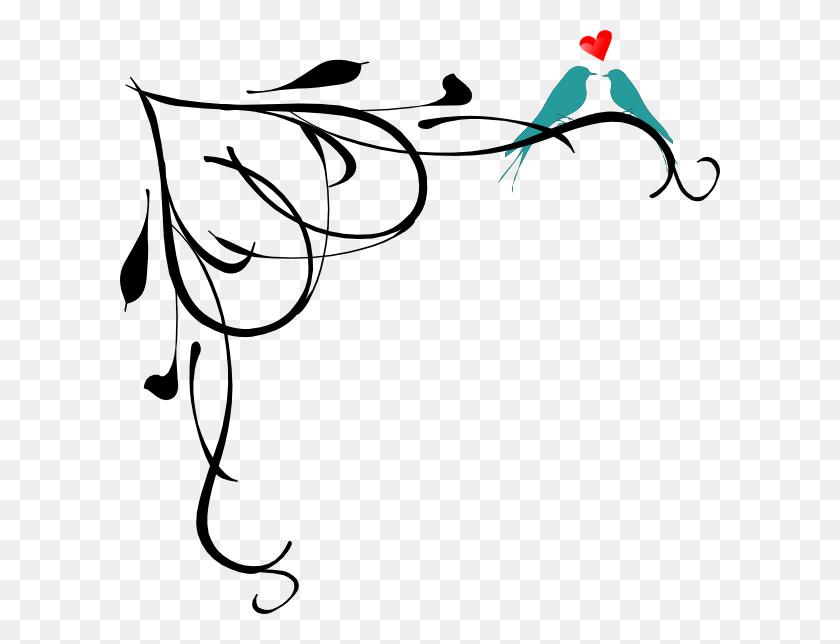 Love Doves Clip Art