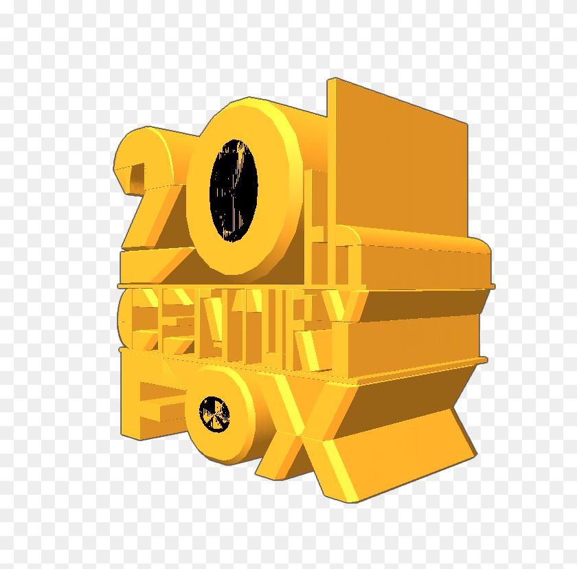 Brand Clip Art - 20th Century Fox Logo PNG