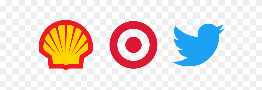 Brandmark Logos, Shell Logo, Target Logo, Twitter Logo, Logo - Shell Logo PNG