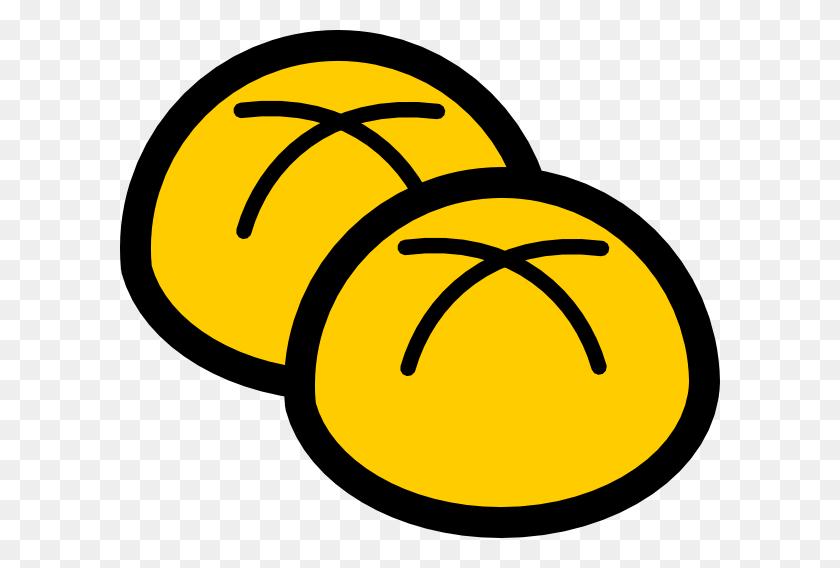 Bread Basket Clipart Black And White - Banana Bread Clipart