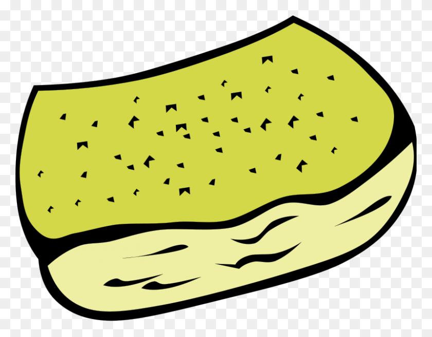 800x611 Bread Clip Art Download - Sack Race Clipart