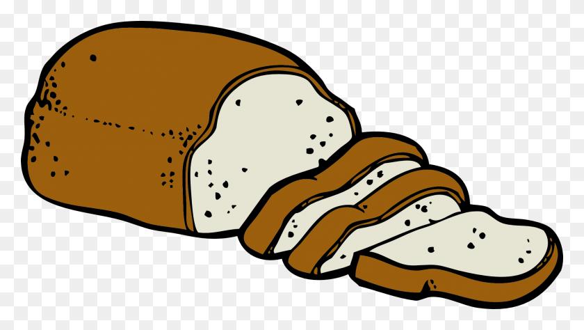 Bread Clipart - Snack Bar Clipart