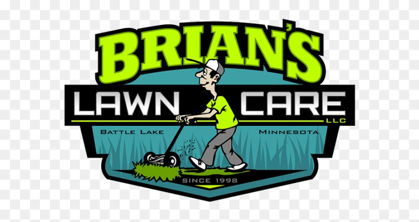 Brian's Lawn Care Lawn Care Mowing Company Battle Lake, Mn - Lawn Care Clip Art