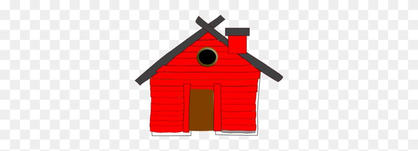 Brick House Three Little Pigs - Birdhouse Clipart