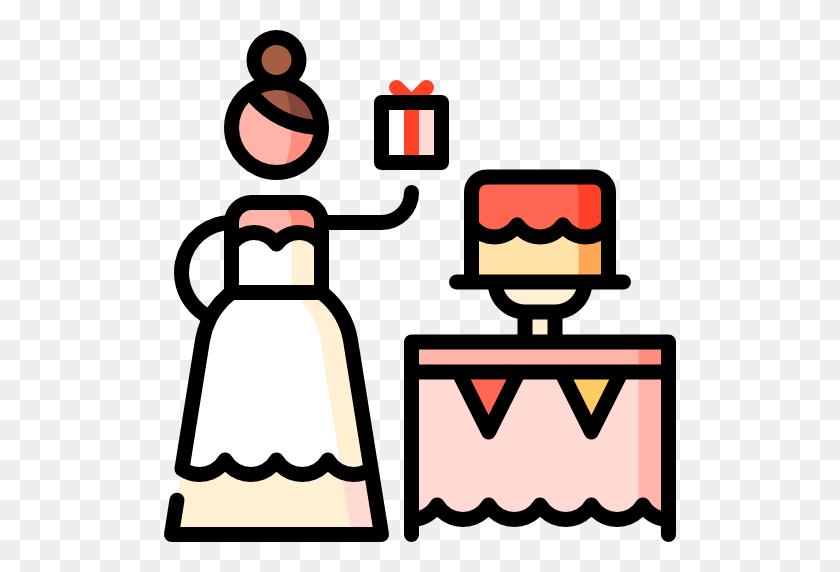 Bridal Shower - Wedding Shower Clip Art