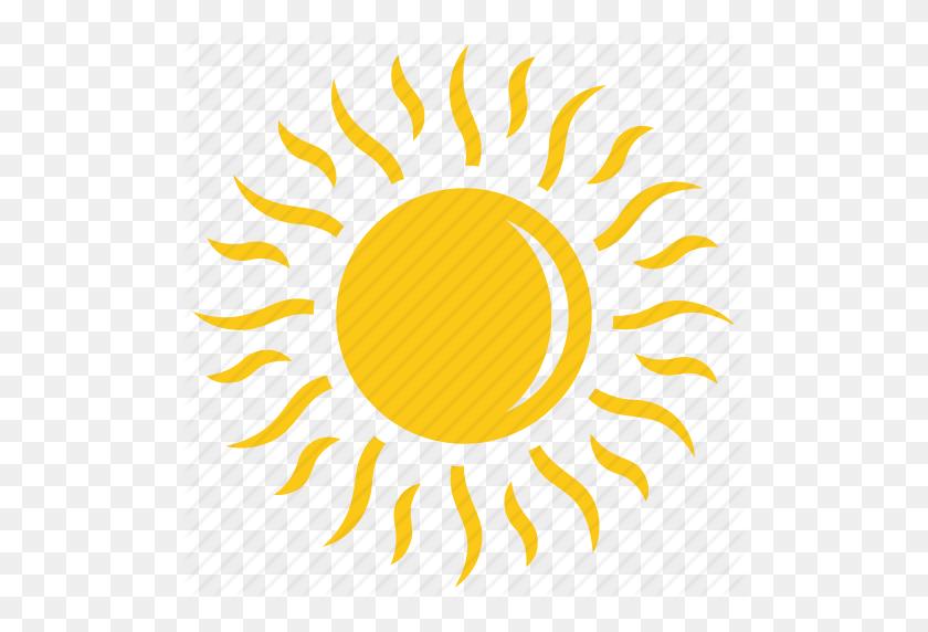 Bright Sun, Sun, Sun Rays, Sunburst Solar Sun Icon - Rays PNG