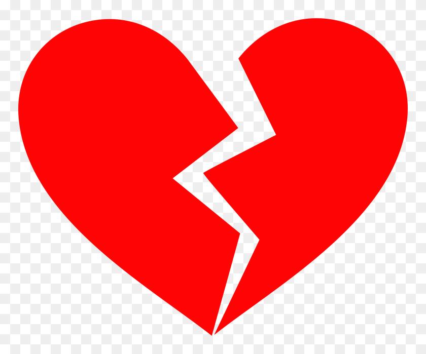 Broken Heart - Heartbreak PNG