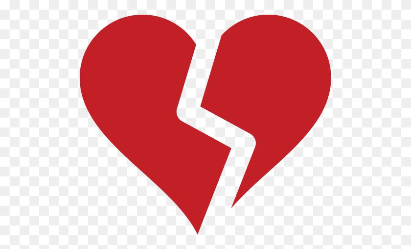 Broken Heart Clipart - Heart Silhouette Clip Art