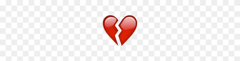 Broken, Emoticon, Heart Icon - Broken Heart Emoji PNG