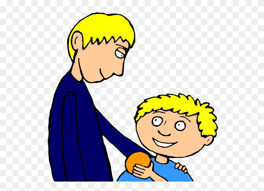 Brothers Clip Art - Family Portrait Clipart
