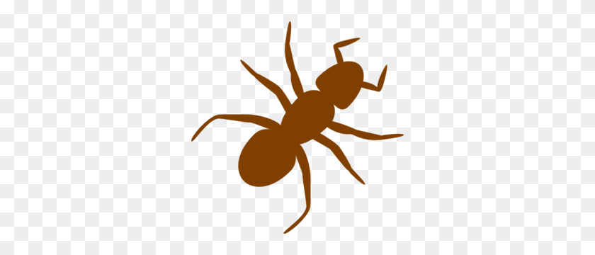 Brown Ant Clip Art - Termite Clipart