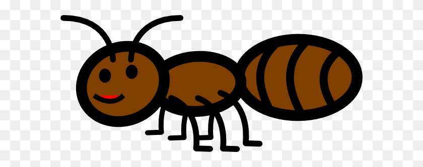 Brown Ant Clip Arts Download - Ant Clipart PNG