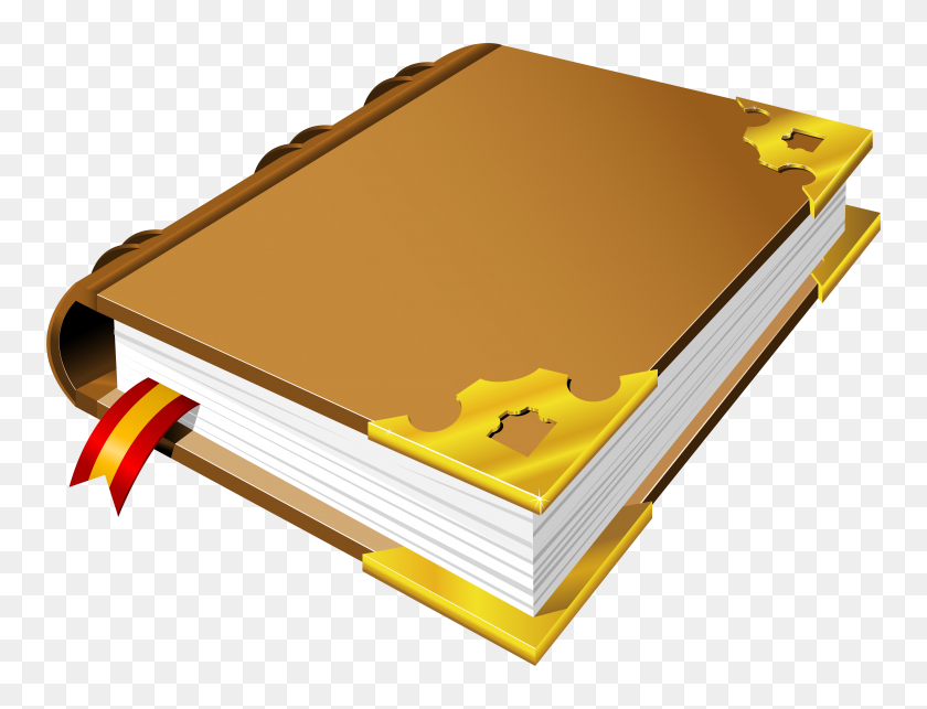 Brown Book Png Clipart - Books Images Clip Art