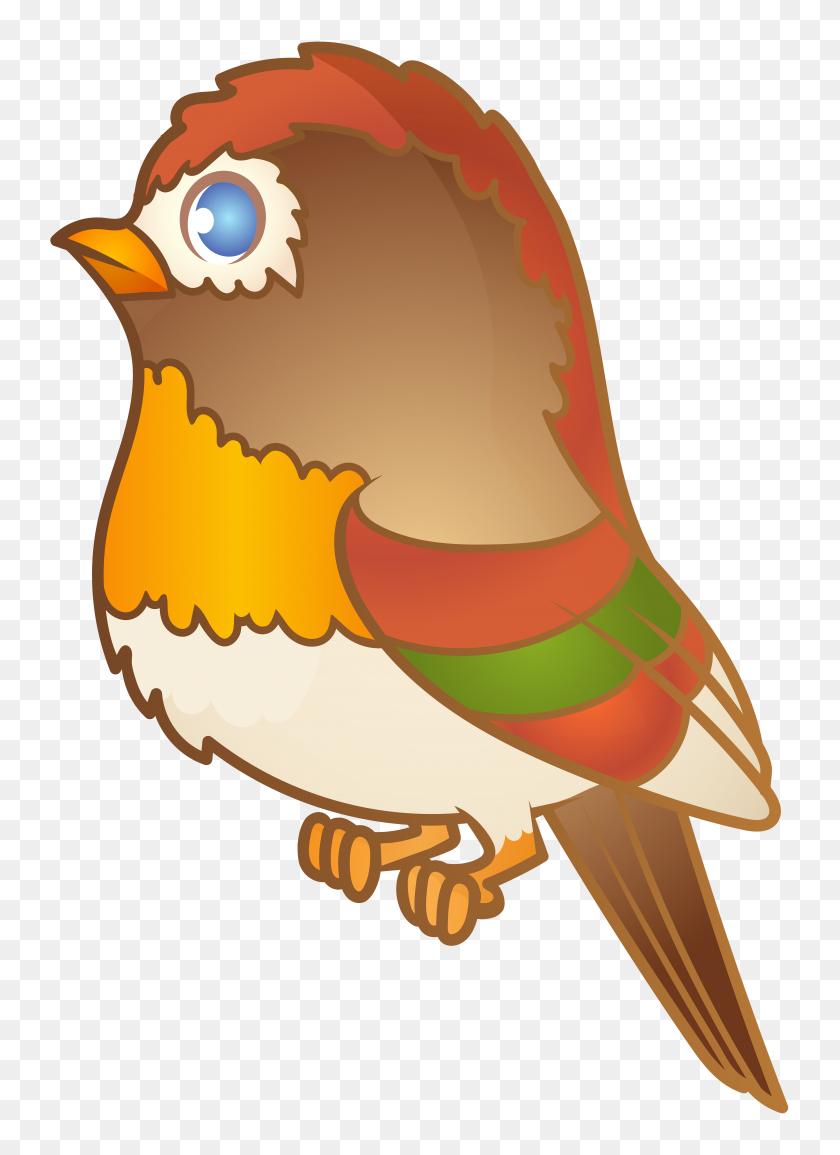 Brown Cartoon Bird Png Transparent - Cartoon Bird PNG