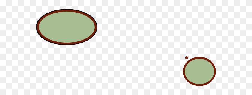 Brown Oval Frame Clip Arts Download - Oval Frame Clipart