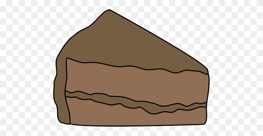 Brownie Clipart Choco - Brownie Clipart