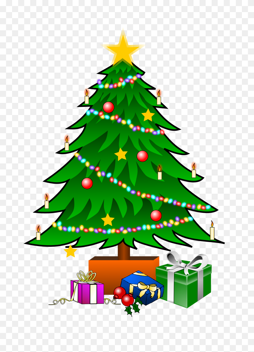 Browse And Download Christmas Tree Png Pictures - Christmas Presents PNG